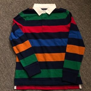 Lands end boys long sleeve size 10-12,  in GUC.
